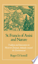 St  Francis of Assisi and Nature