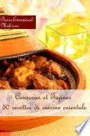 illustration Couscous et Tajines 50 recettes de cuisine orientale