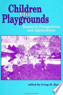 Children on Playgrounds