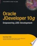 Oracle JDeveloper 10g
