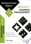 National 5 Business Management  Practice Papers for SQA Exams