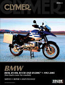 BMW R850  R1100  R1150 and R1200C  1993 2005