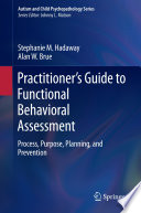 Practitioner   s Guide to Functional Behavioral Assessment