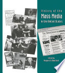 History of the Mass Media in the United States Taylor Francis An Informa