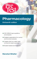Pharmacology  PreTest Self Assessment and Review  Thirteenth Edition