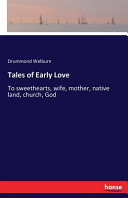 Tales of Early Love