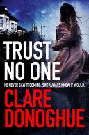 Trust No One  A DI Mike Lockyer Novel 3