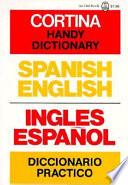 Cortina Handy Spanish English English Spanish Dictionary