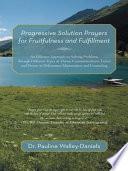 Progressive Solution Prayers For Fruitfulness And Fulfillment