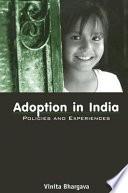 Adoption in India