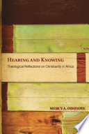 Hearing and Knowing