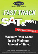 Kaplan Fast Track SAT and PSAT