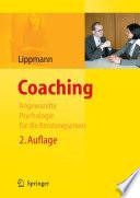 Coaching - Angewandte Psychologie für die Beratungspraxis