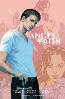 Angel and Faith  Season Nine Library Edition