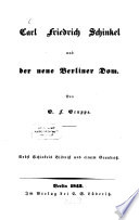 Carl Friedrich Schinkel und der neue Berliner Dom