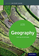 Geography  IB Study Guide