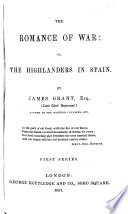 The Romance of War     First series   Second series