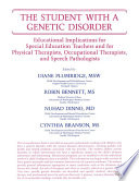 The Student With A Genetic Disorder