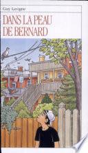 illustration du livre Dans la peau de Bernard