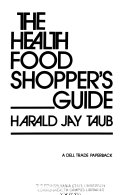 The Health Food Shopper's Guide