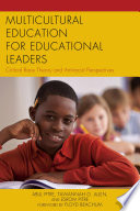 Multicultural Education for Educational Leaders