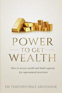 Power to Get Wealth Book PDF