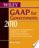 Wiley GAAP for Governments 2010