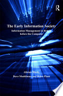 The Early Information Society