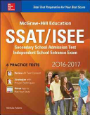 McGraw Hill Education SSAT ISEE 2016 2017
