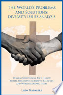 The World   s Problems and Solutions  Diversity Issues Analysis