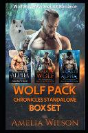 Wolf Pack Chronicles Standalone Box Set