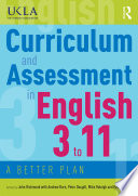 Curriculum and Assessment in English 3 to 11