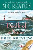 Death of a Nurse   EXTENDED FREE PREVIEW  first 3 chapters