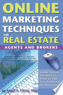 Online Marketing Techniques For Real Estate Agents Brokers