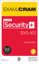 CompTIA Security  SY0 401 Exam Cram
