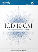 Icd 10 Cm 2019 The Complete Official Codebook