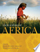 Encyclopedia of Africa