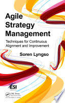 Agile Strategy Management