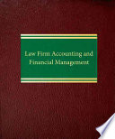 Law Firm Accounting and Financial Management