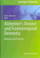 Alzheimer S Disease And Frontotemporal Dementia