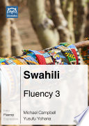 Swahili Fluency 3  Ebook   mp3