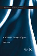 Ambush Marketing in Sports