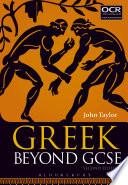 Greek Beyond GCSE