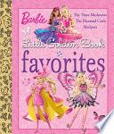 Barbie Little Golden Book Favorites