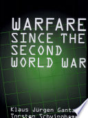 Warfare Since the Second World War