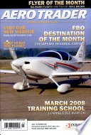 AERO TRADER  MARCH 2008