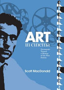 Art in Cinema Societies In American History