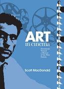 Art in Cinema Societies In American History