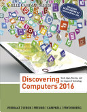 Discovering Computers ©2016