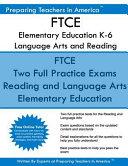Ftce Elementary Education K 6 Language Arts and Reading